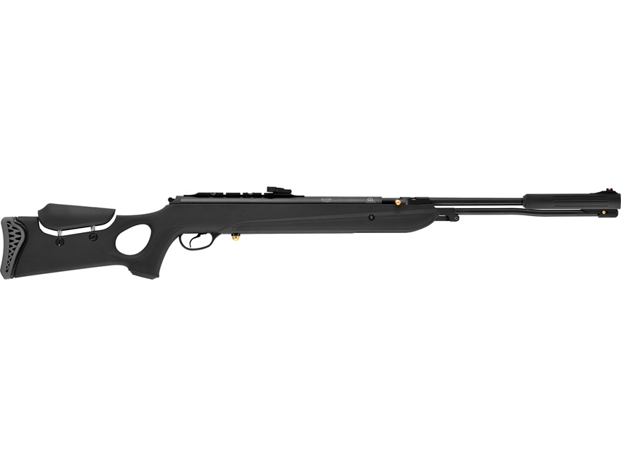 Hatsan Torpedo 150 Sniper Vortex Underlever Air Rifle Black Synthetic Stock