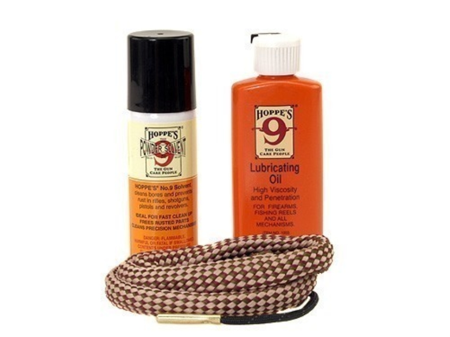 Hoppe's BoreSnake Soft-Sided Rifle Cleaning Kit 270, 280, 284, 7mm Caliber