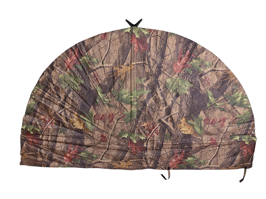 Dead Ringer Fan-Tom Ground Blind Polyester Camo