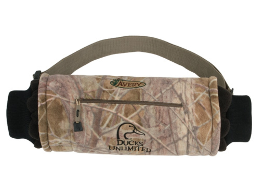 Avery Handwarmer Muff Fleece BuckBrush Camo