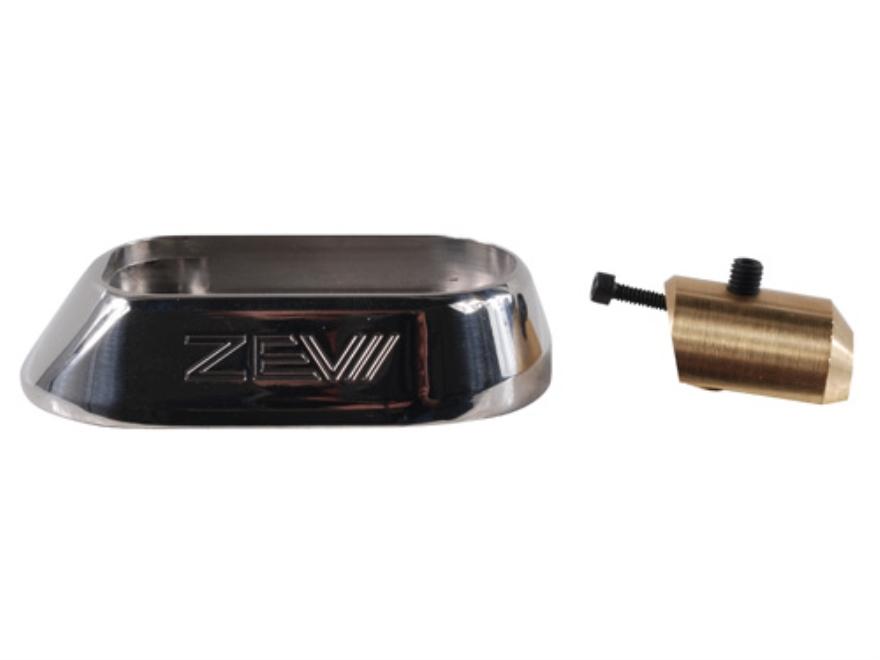ZEV Technologies Speed Feed Magazine Well with Lightweight Insert Glock 17, 22, 31, 32,...