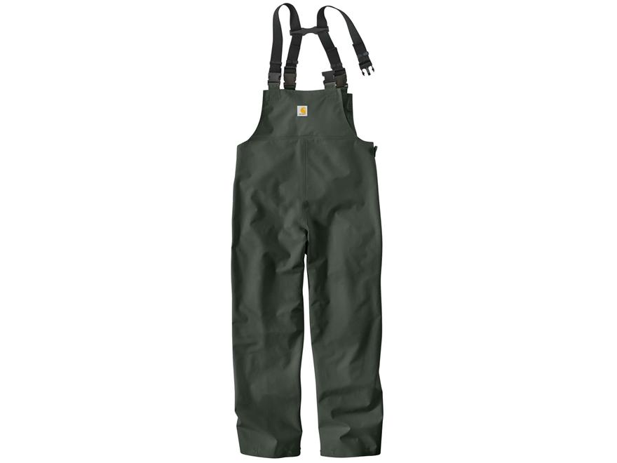 Carhartt Men's Mayne Waterproof Bib Overalls PVC