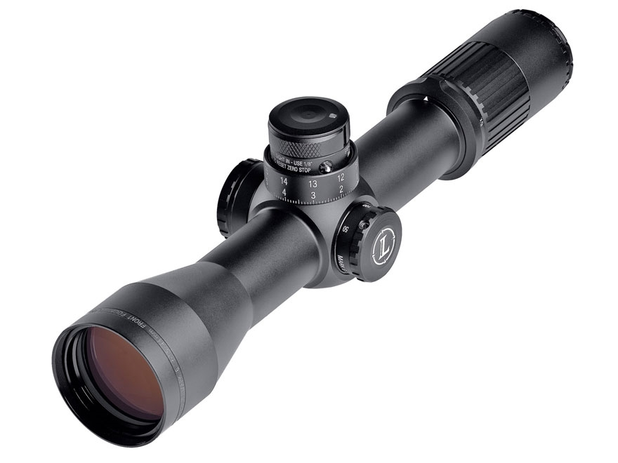 Leupold Mark 6 M5B2 Rifle Scope 34mm Tube 3-18x 44mm Zero Stop 1/10 Mil Adjustments Fir...