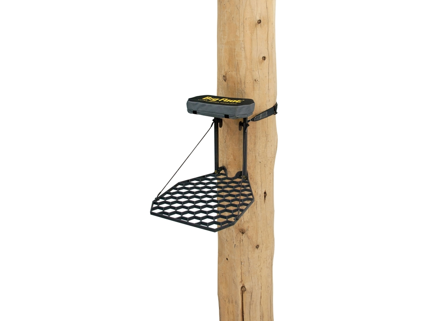 Rivers Edge Lite Foot Hang On Treestand Aluminum Gray
