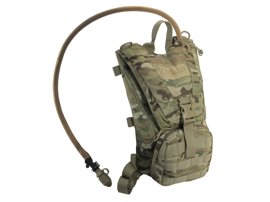Camelbak Ambush Mil-Spec Antidote Short Backpack with 100 oz Hydration System Nylon