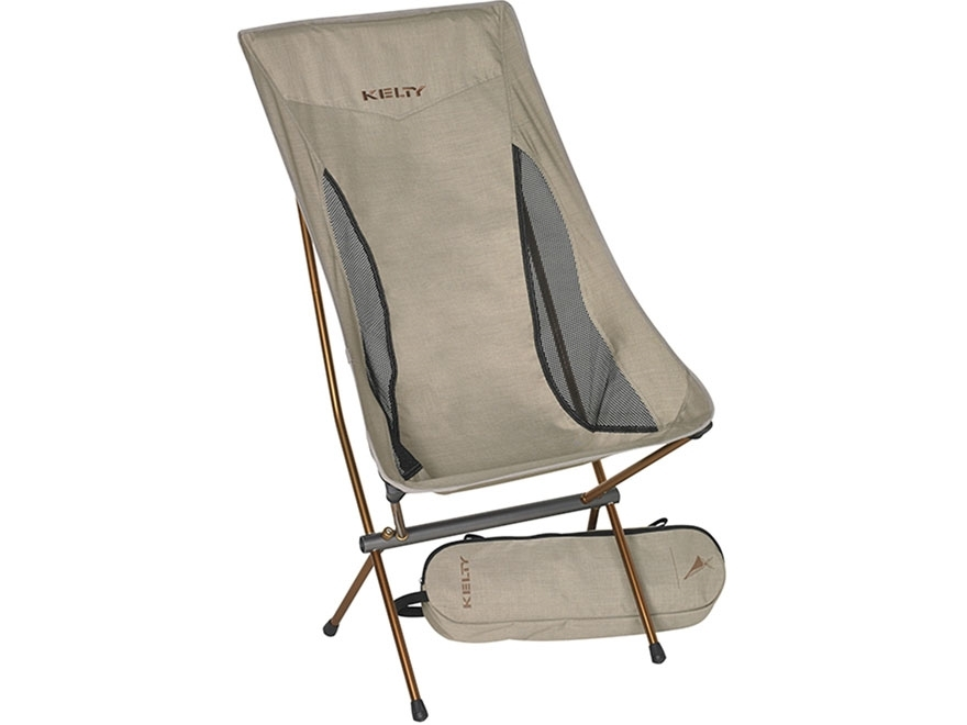 Kelty Linger High-Back Camp Chair Polyester and Aluminum