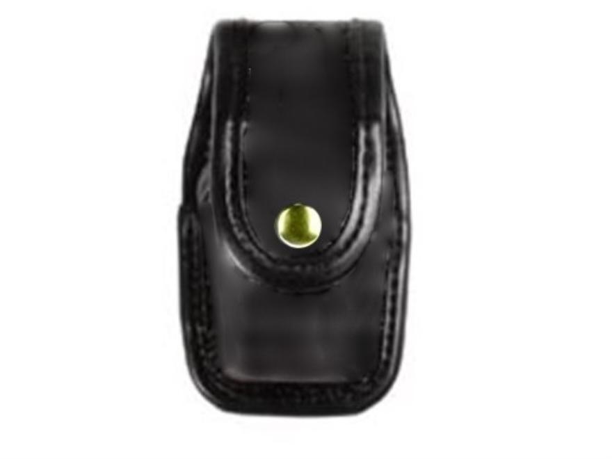 Bianchi 7927 AccuMold Elite Rail Mounted Flashlight Holder Streamlight M6 Brass Snap Hi...