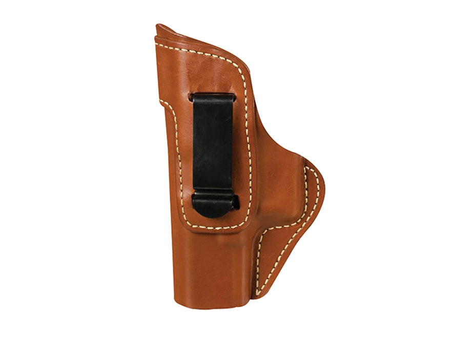 BLACKHAWK! Inside the Waistband Holster S&W J Frame Leather Tan