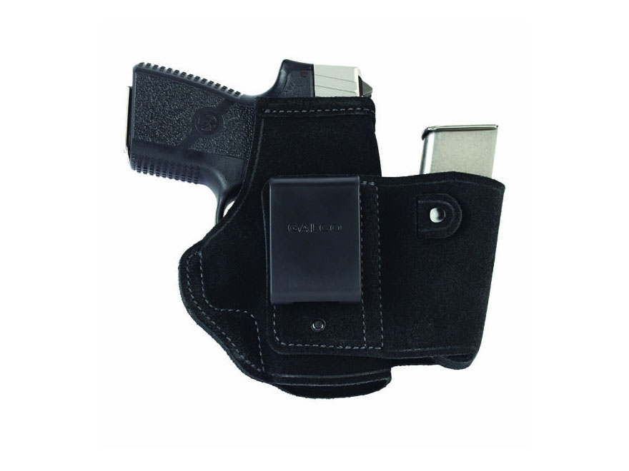 Galco Walkabout Inside the Waistband Holster Right Hand S&W J Frame, Ruger LCR, SP101, ...