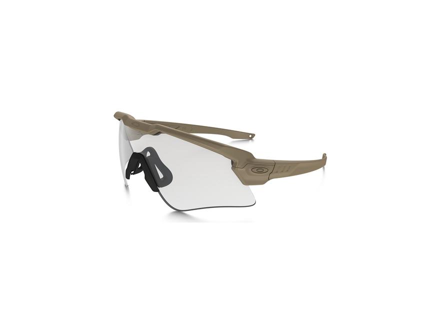 oakley si ballistic m frame alpha shooting glasses mpn