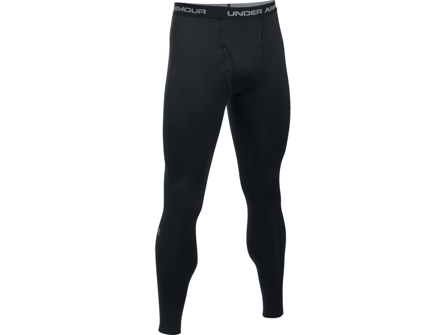 Under Armour Men's UA Base 1.0 Base Layer Pants Polyester Black