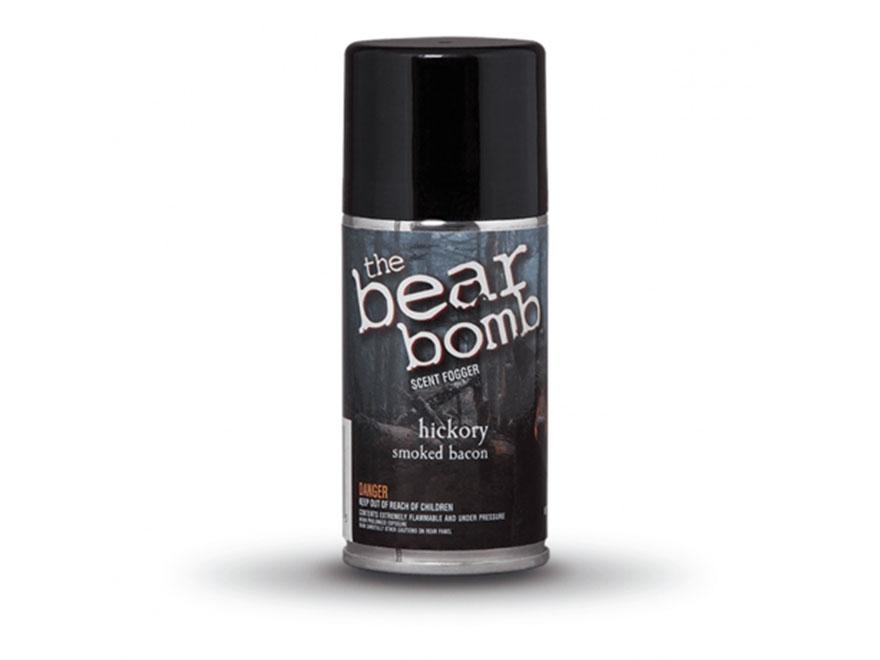 Hunter's Specialties Bear Bomb Hickory Smoked Bacon Bear Scent 5 Oz Aerosol
