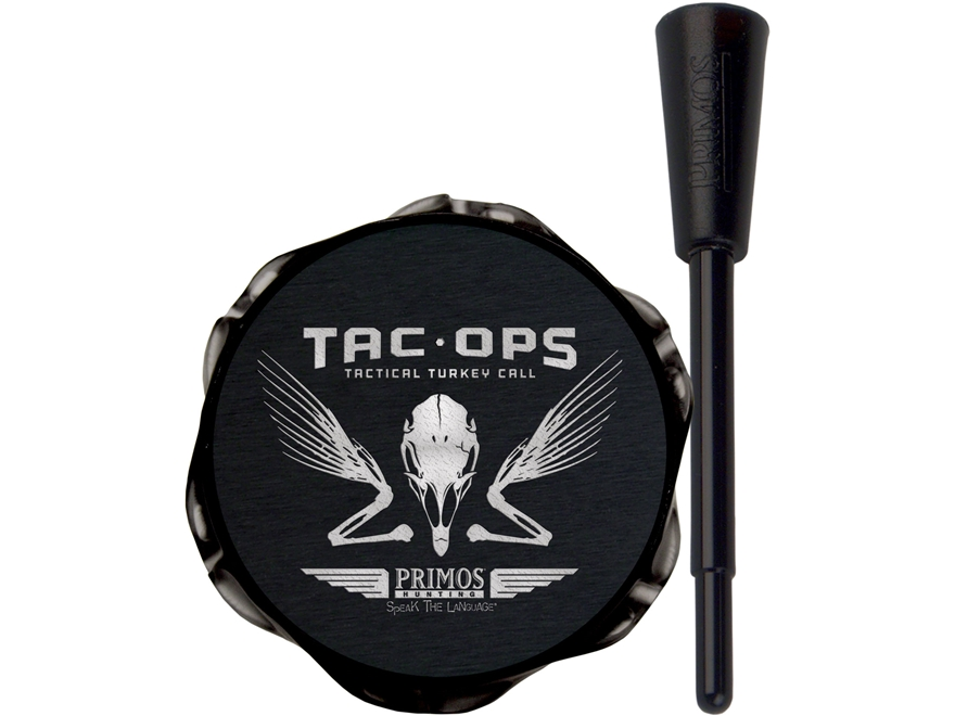 Primos TAC OPS Aluminum Turkey Call