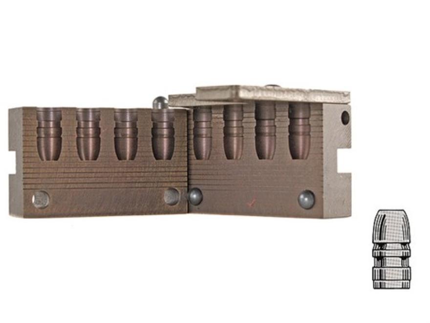 Saeco 4-Cavity Bullet Mold #354 38 Special, 357 Magnum (358 Diameter) 180 Grain Flat No...