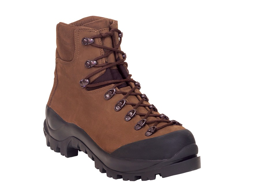"Kenetrek Desert Guide 7"" Uninsulated Hunting Boots Leather Brown Men's"
