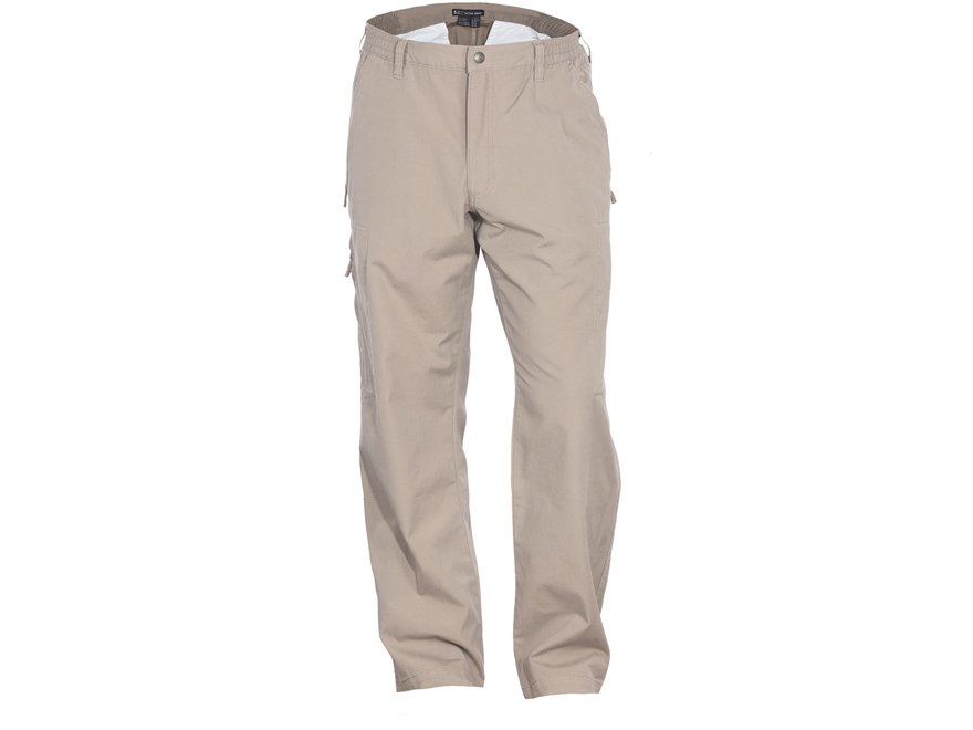5.11 Men's Covert Cargo Tactical Pants Polyester and Cotton Blend