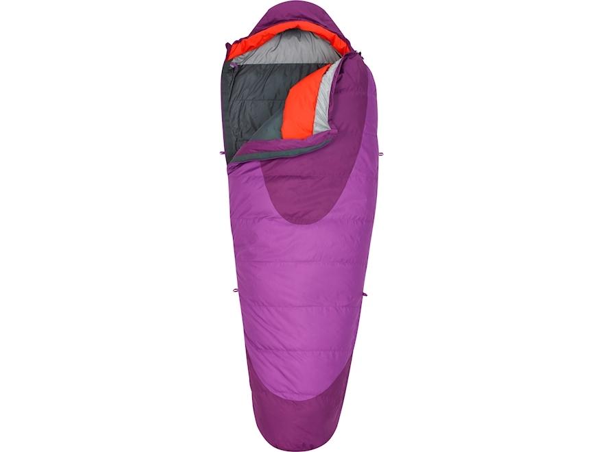 Kelty Cosmic 20 Degree Women's Mummy Sleeping Bag Polyester Dahlia/Grape Juice