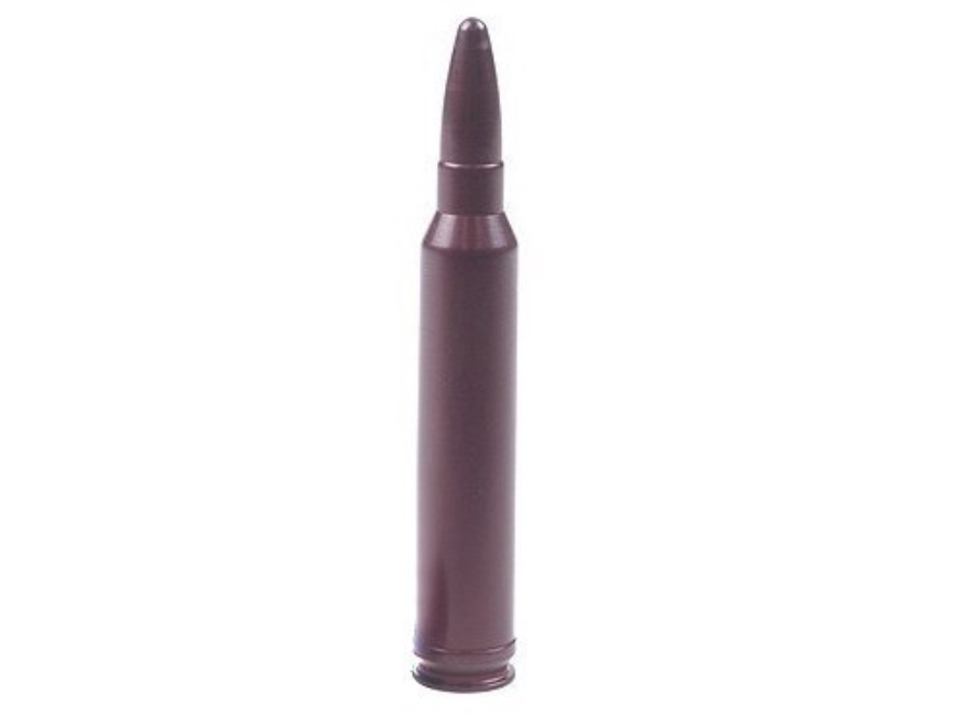 A-ZOOM Action Proving Dummy Round, Snap Cap 300 Winchester Magnum Aluminum Pack of 2