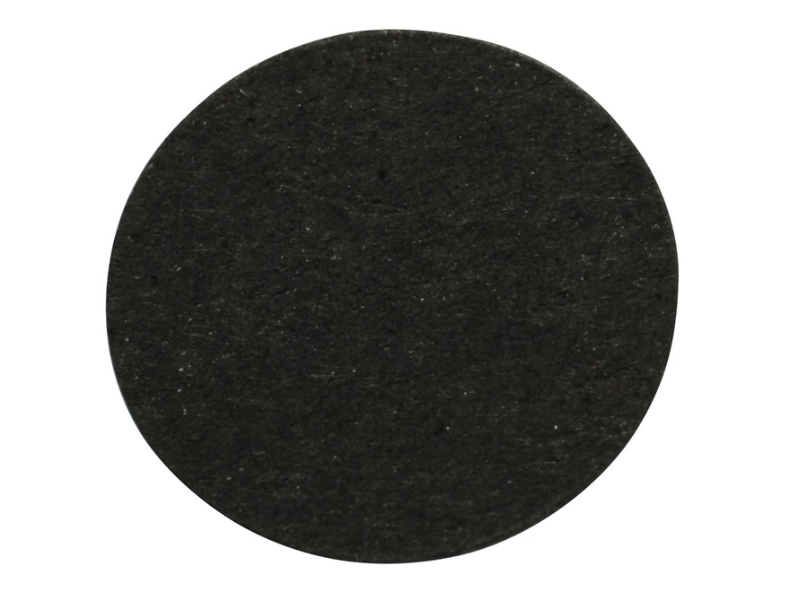 "National Target Pasters 3/4"" Round Black Package of 250"
