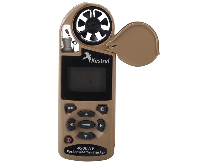 Kestrel 4500NV Electronic Hand Held Weather Meter