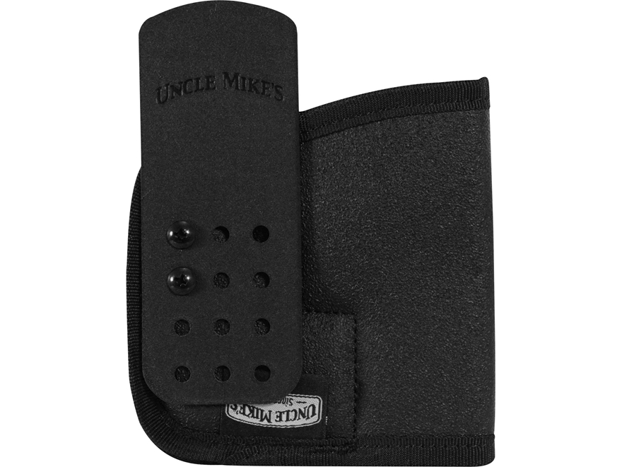 Uncle Mike's Advanced Concealment Inside the Pocket Holster Ambidextrous S&W J Frame Re...