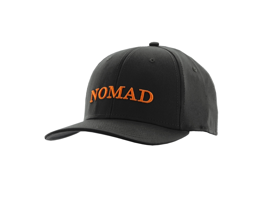 NOMAD Full Stretch Logo Cap Polyester