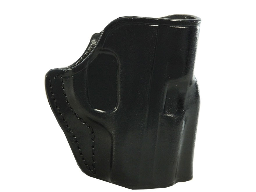 Galco Stinger Belt Holster Right Hand Remington R51 Leather Black