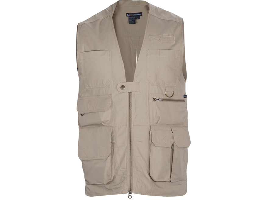 5.11 Men's Taclite Vest Poly/Cotton Blend