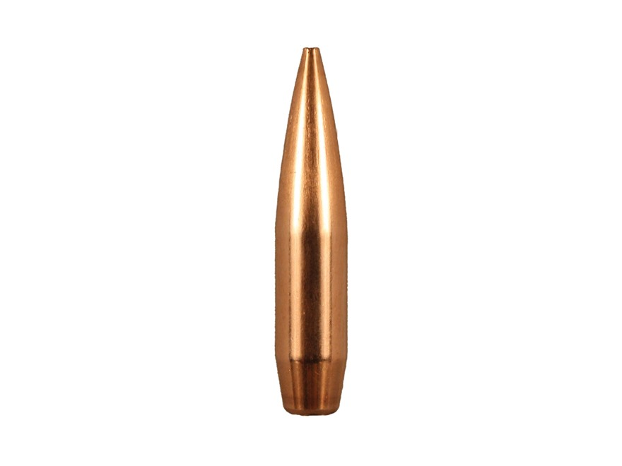 Berger Target Bullets 22 Caliber (224 Diameter) 80 Grain VLD Hollow Point Boat Tail