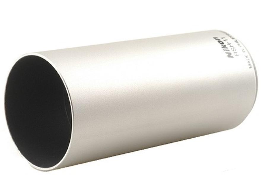 "Nikon 4"" Buckmasters Sunshade 40mm Objective Silver"
