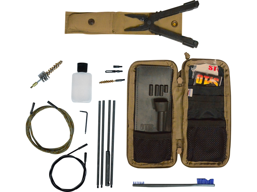 Military Surplus I-Mod Cleaning Kit with Multi-tool Grade 1 5.56mm/ 223 Caliber