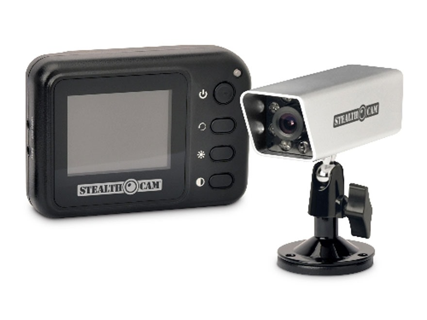 Stealth Cam Wireless Rearview Back-Up Camera System
