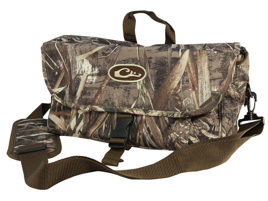 Drake Shell Boss 5 Box Shotgun Shell Bag Polyester
