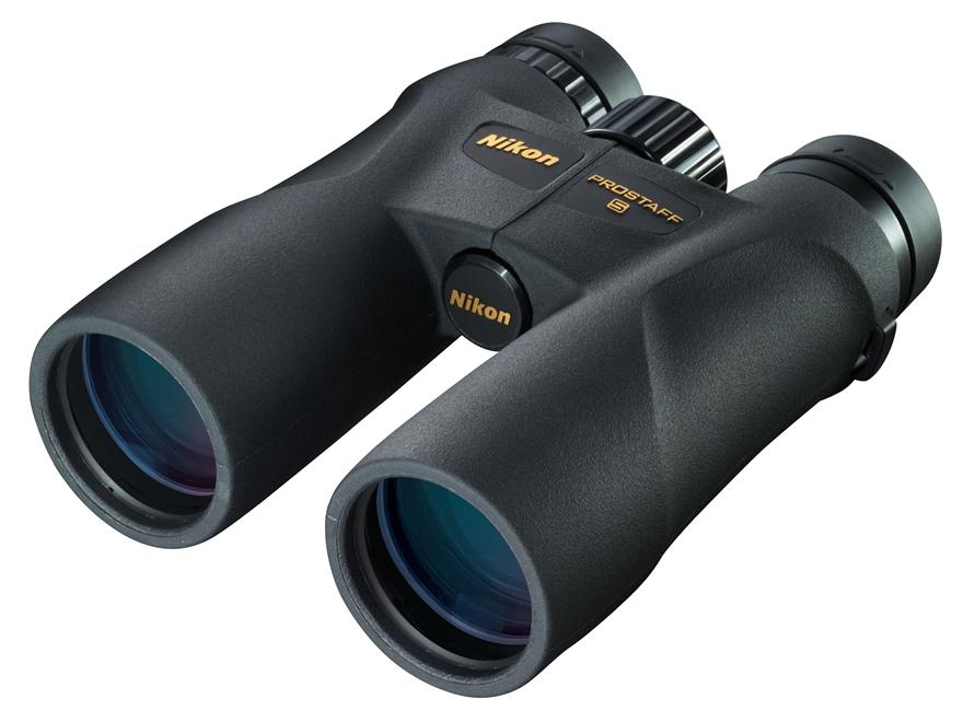Nikon PROSTAFF 5 Binocular 10x 42mm Roof Prism Black Refurbished