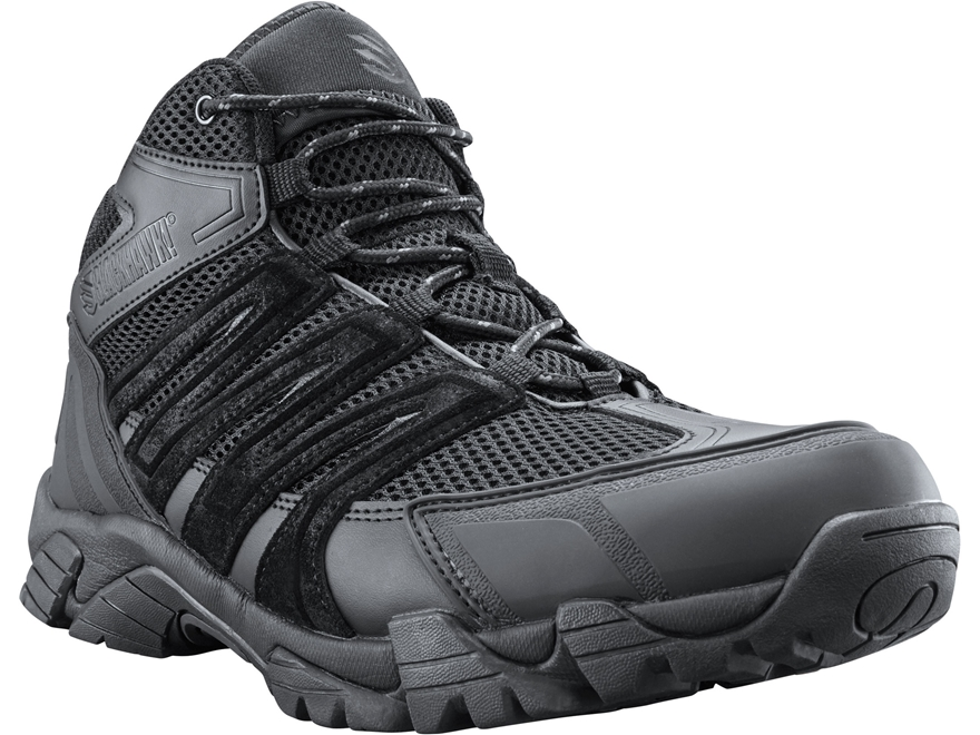 "BLACKHAWK! Terrain Mid 5"" Tactical Shoes Nylon Men's"