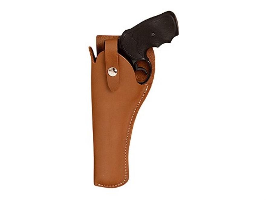 """Hunter 2200 SureFit Holster Left Hand Single Action Revolver 7.5"""" Barrel Leather Tan"""