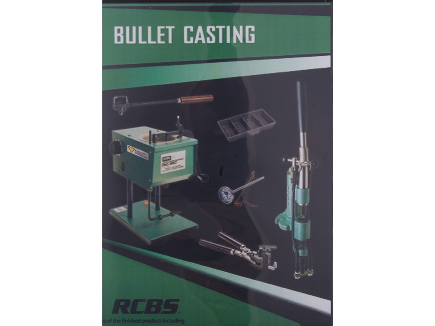 "RCBS Video ""Bullet Casting"" DVD"