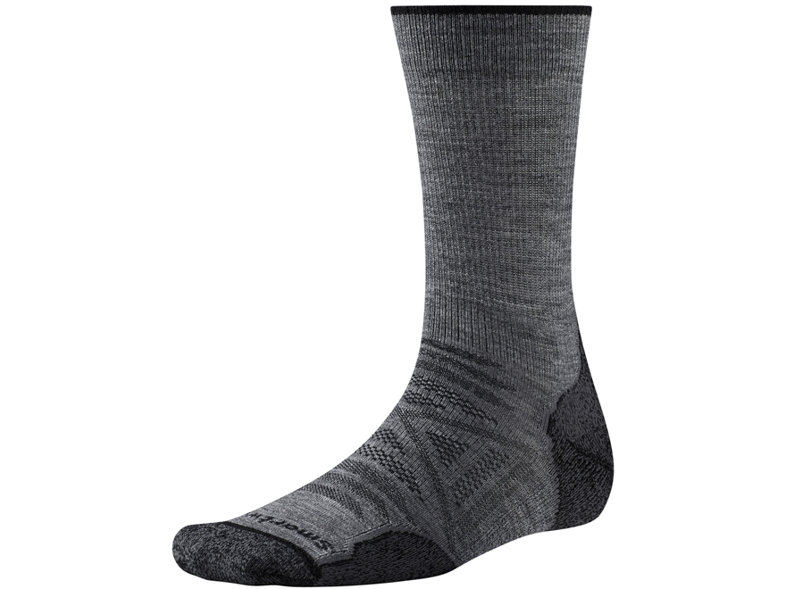 Smartwool Men's Outdoor Light Crew Socks Merino Wool and Nylon