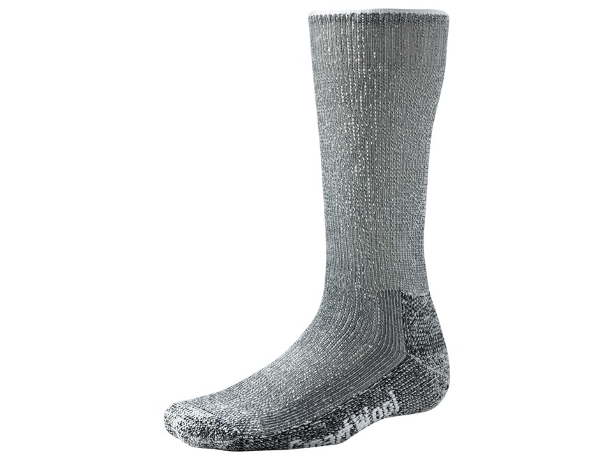 Smartwool Men's Mountaineering Extra Heavy Crew Socks Wool Blend 1 Pair