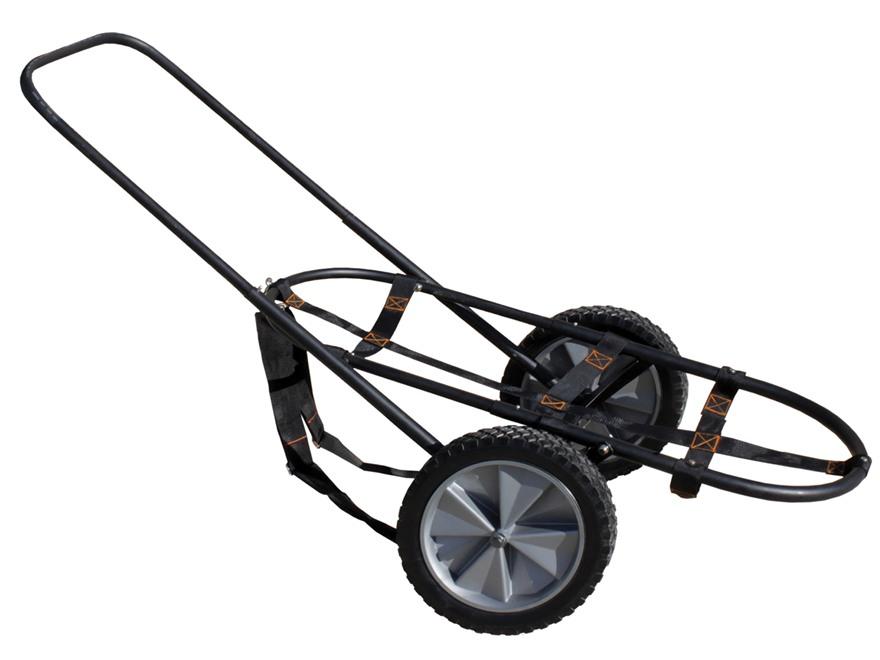Big Game Pack N Pull Game Cart Steel Black