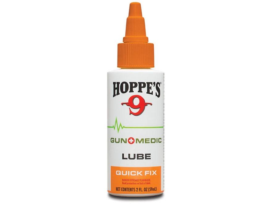 Hoppe's Gun Medic Quick Fix Lube 2 oz Liquid