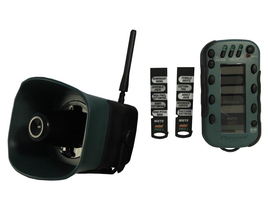Extreme Dimension Mini Phantom Remote Electronic Predator Call