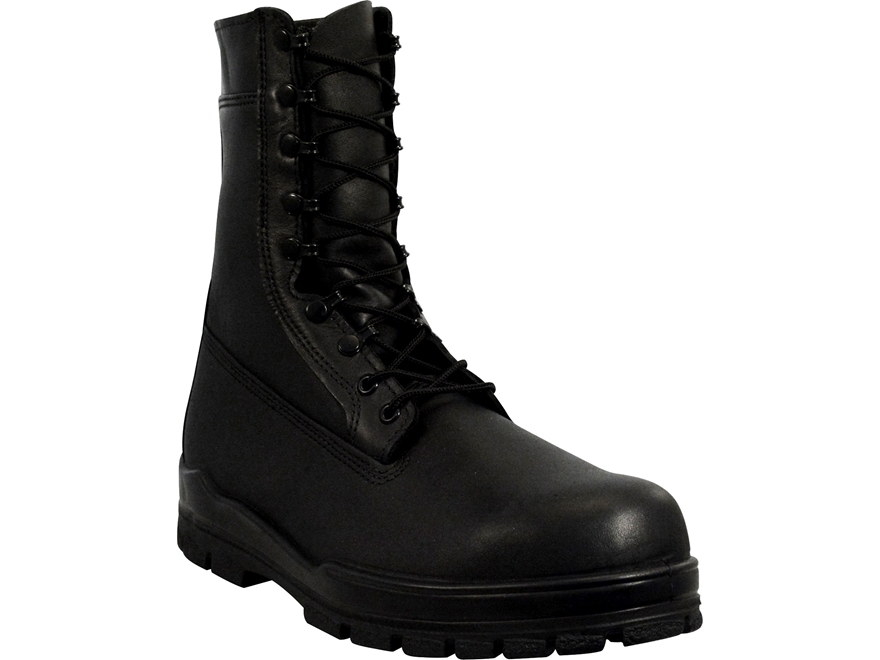 Military Surplus Safety Boots Black Women's