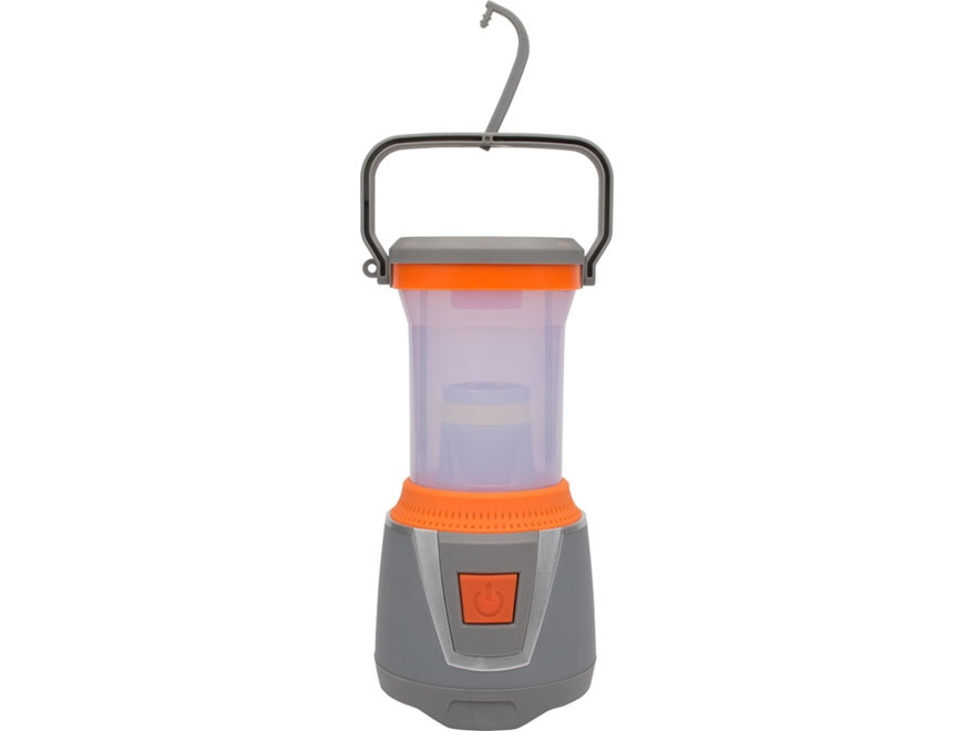 UST 45 Day LED Lantern Requires 3 D Batteries ABS Plastic Gray