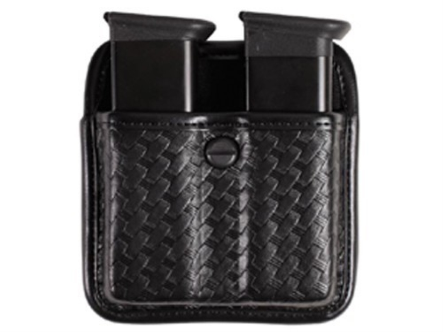 Bianchi 7922 AccuMold Elite Triple Threat 2 Magazine Pouch 1911, Ruger P90, S&W 909, 39...