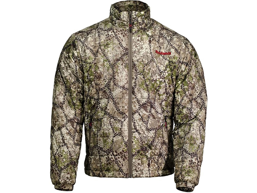 Badlands Men's High Uintas Insulated Jacket Polyester and Primaloft Approach Camo