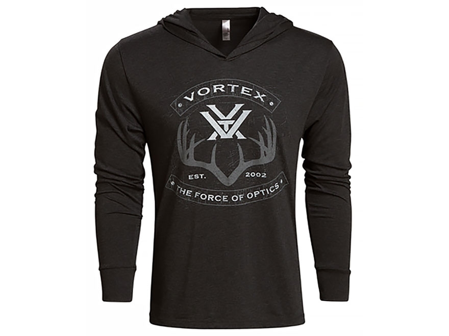 Vortex Optics Men's Vintage Lightweight Hoodie Cotton/Poly Blend