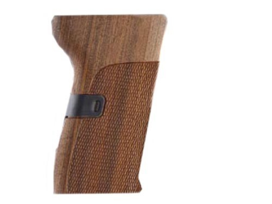 Hogue Fancy Hardwood Grips CZ 52 Checkered