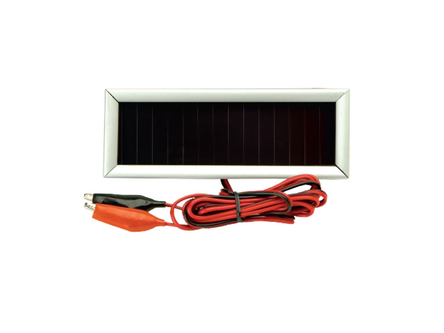 American Hunter 6v Solar Battery Charger