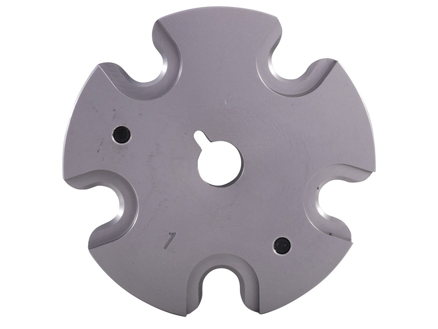 Hornady Lock-N-Load AP Progressive Press Shellplate #1 (22-250 Rem, 308 Winchester, 30-...